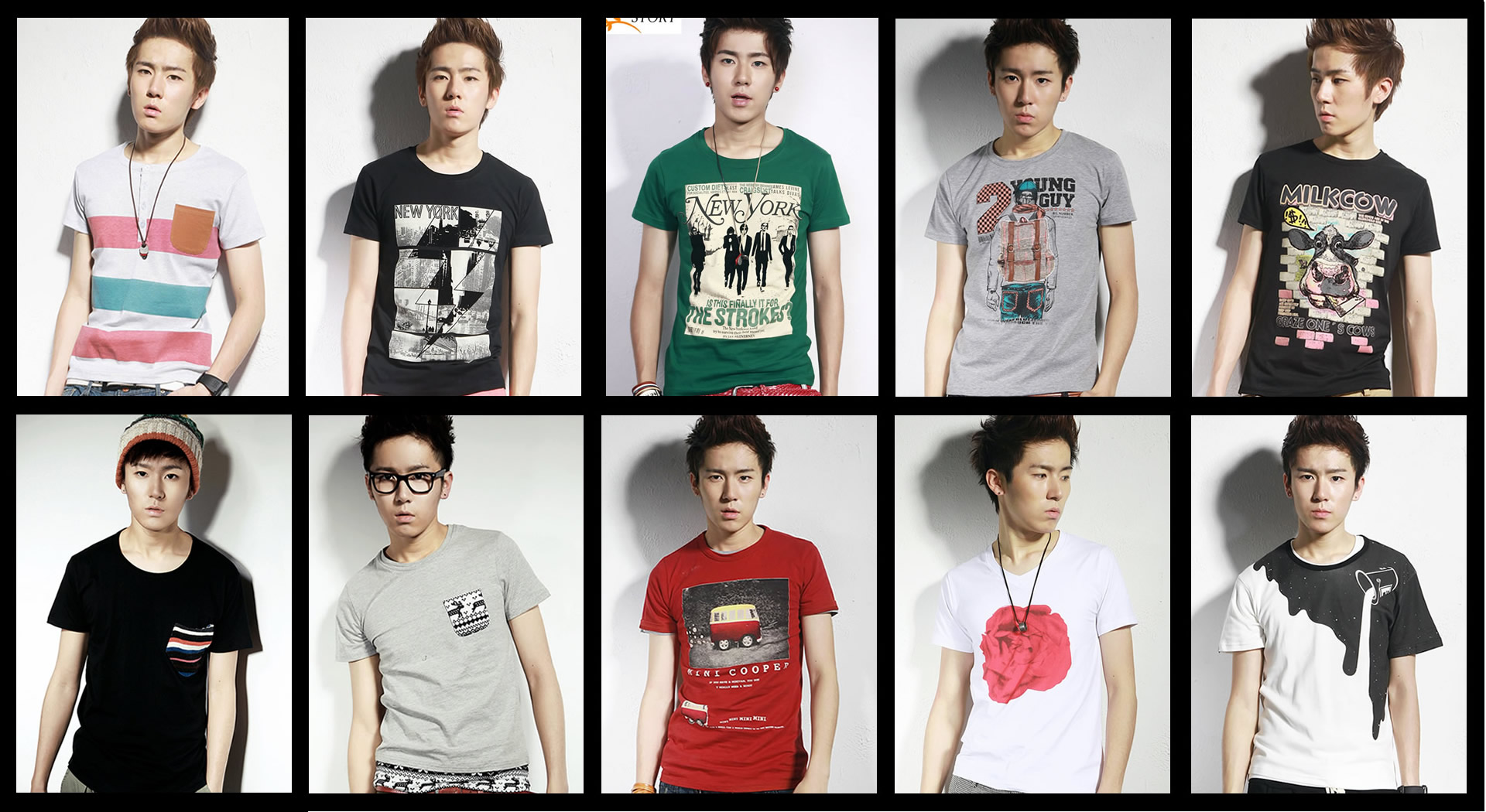 Men T Shirt Fashion Products Search