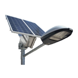 Solar Home Lighting System with Dusk-Dawn control