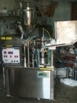 TUBE FILLING MACHINE FOR PHARMACEUTICALS