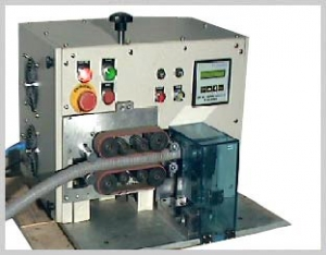 Automatic Cutting Machine for Corrugated Tubes