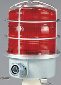Heavy Duty Warning Light Without Terminal Box Dia 150mm