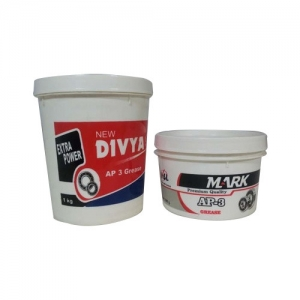 Plastic Grease Container