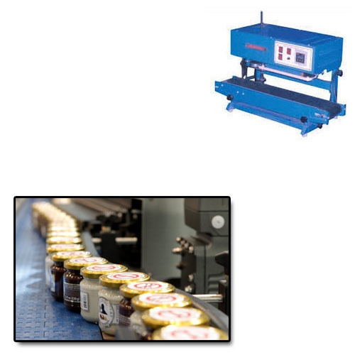 VERTICAL BAG SEALING MACHINE FOR FOOD INDUSTRY