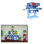 BAND SEALER MACHINE FOR PESTICIDES