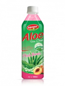 Aloe Vera Juice Drink With Grape Flavour