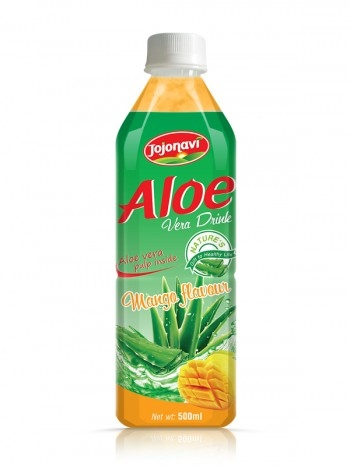 Aloe Vera Juice Drink With Mango Flavour