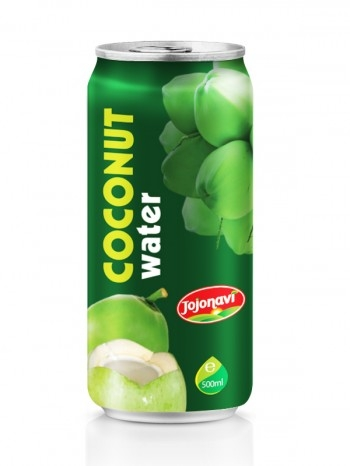 Coconut Water In Aluminium Can