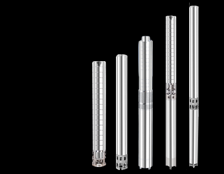 BOREWELL STAINLESS STEEL PUMPS