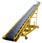 TRUCK LOADING (UN) TELESCOPIC, MECHANISED and HYDRAULIC CONVEYORS