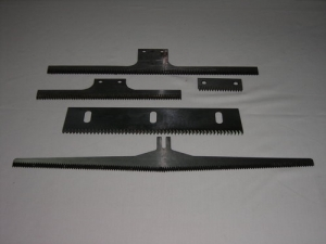 Packaging Industry Zigzag Blades
