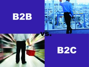 Difference between B2B & B2C