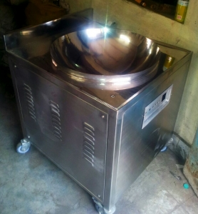 SS Fabrication for Kitchen Equipment