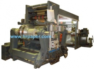 Aluminium Slitting Machine