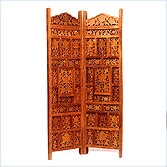 4-Panelled Partition Screen Angoori Design