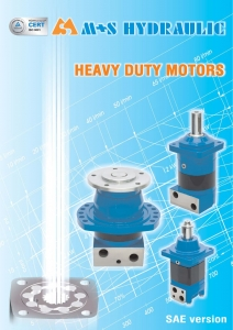 M+S Hydraulic Motors - manufacturers, suppliers and