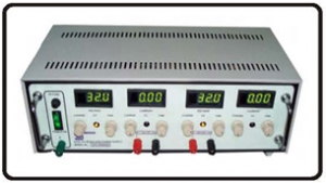 CONTINUOUSLY VARIABLE (CV - CL) DUAL OUTPUT POWER SUPPLIES