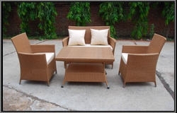OUTDOOR FURNITURE AND CUSHIONS