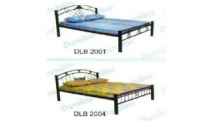 Classy Double Iron Bed