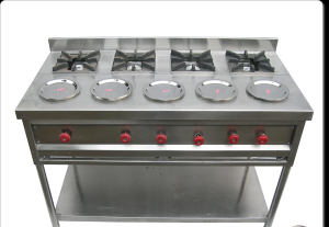 4 Burner Gas Range with Containers 4 Burner Gas Range with Containers 4 Burner Gas Range with Containers 4 Burner Gas Range with Containers