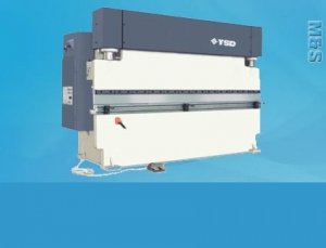 YSD Press Brake with NC Option - PPT[K] Series and HPB[K] Series