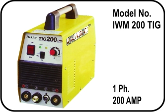 JKARC IWM 200 TIG Welding Machine