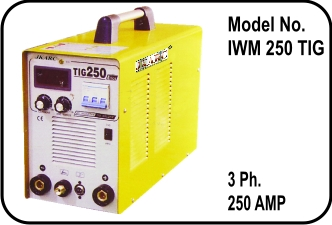 JKARC IWM 250 TIG Welding Machine