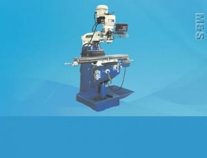 ARMSTRONG Ram Turret Milling Machines (M1TR Type)