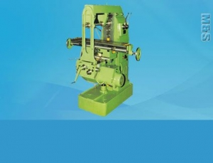 MICRON Universal and Vertical Milling Machine
