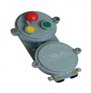 Explosion Proof Push Button Station R-F-S