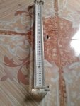 U TUBE MANOMETER