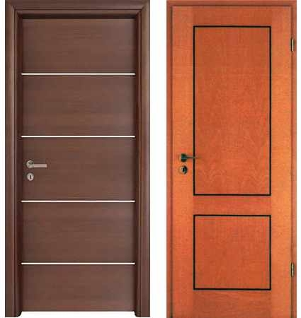 Wooden Non Fire Rated Doors Manufacturers Suppliers And Exporters