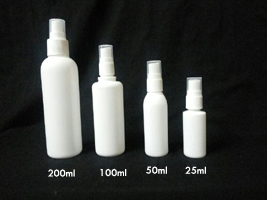 Cream Dispensing Bottles