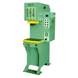 C Type Hydraulic Machine