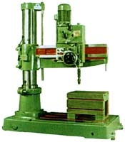 All Geared Radial Drilling