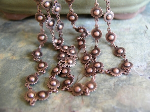Antique Copper Chain